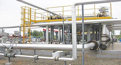 UPF莫迪巴流量计在高温蒸汽测量的应用