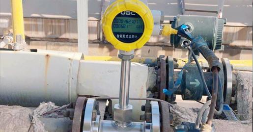 UTF靶式流量计废水工况应用